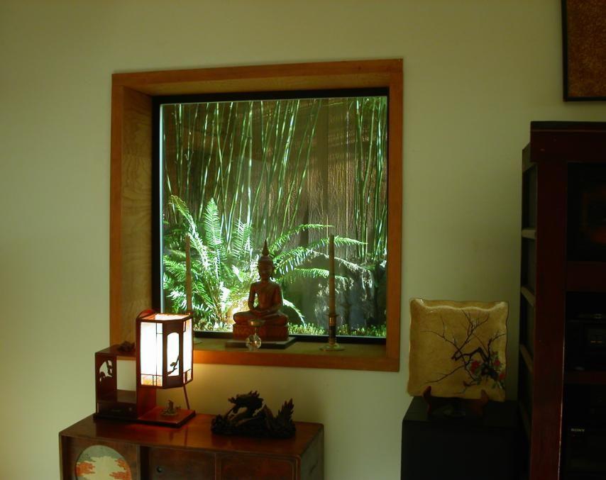 Pin by bella on japanese style inner garden pinterest for Japanese style windows