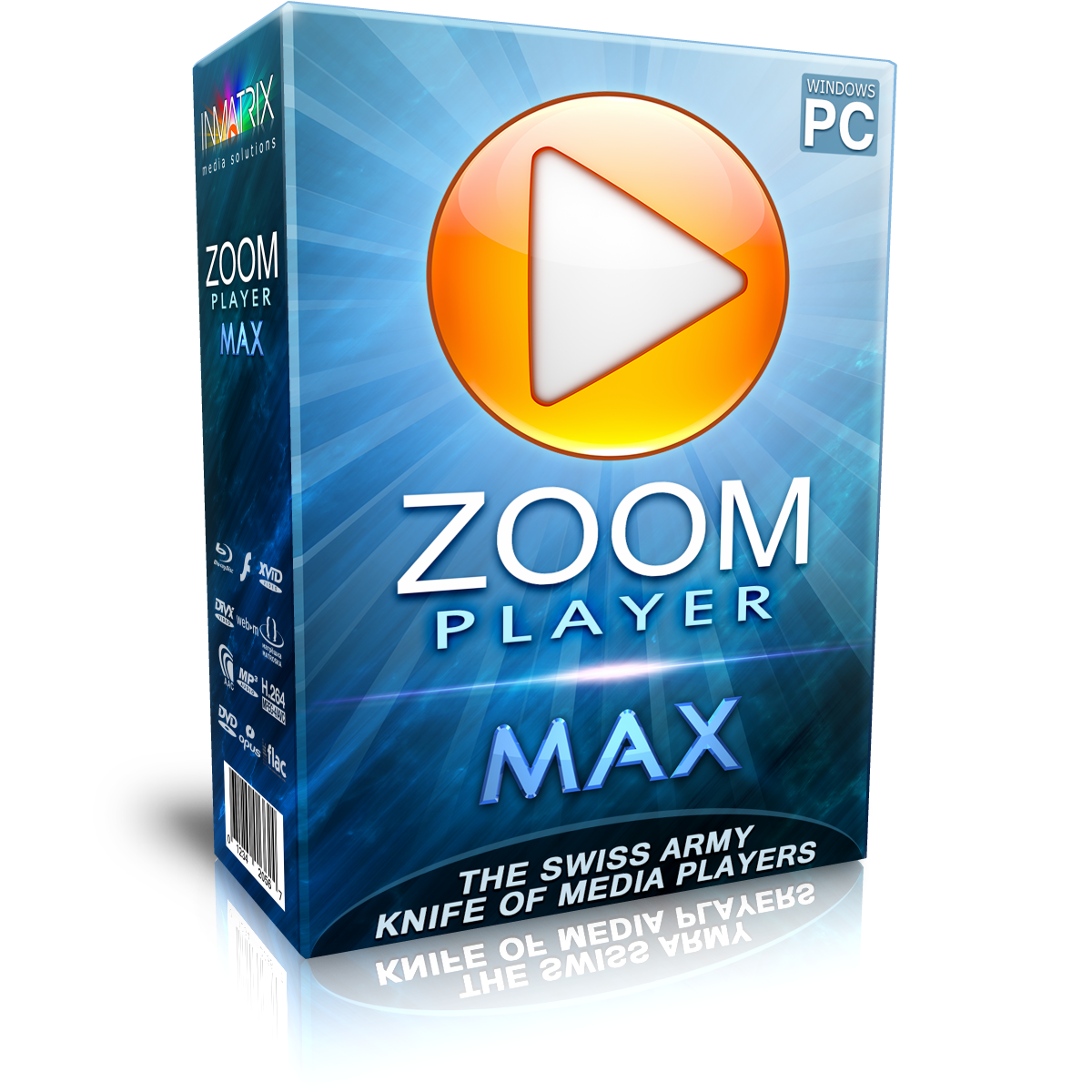 Zoom Player MAX 14 Giveaway Full Version License