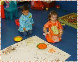 Image result for pinturas de diferentes perspectivas em creche