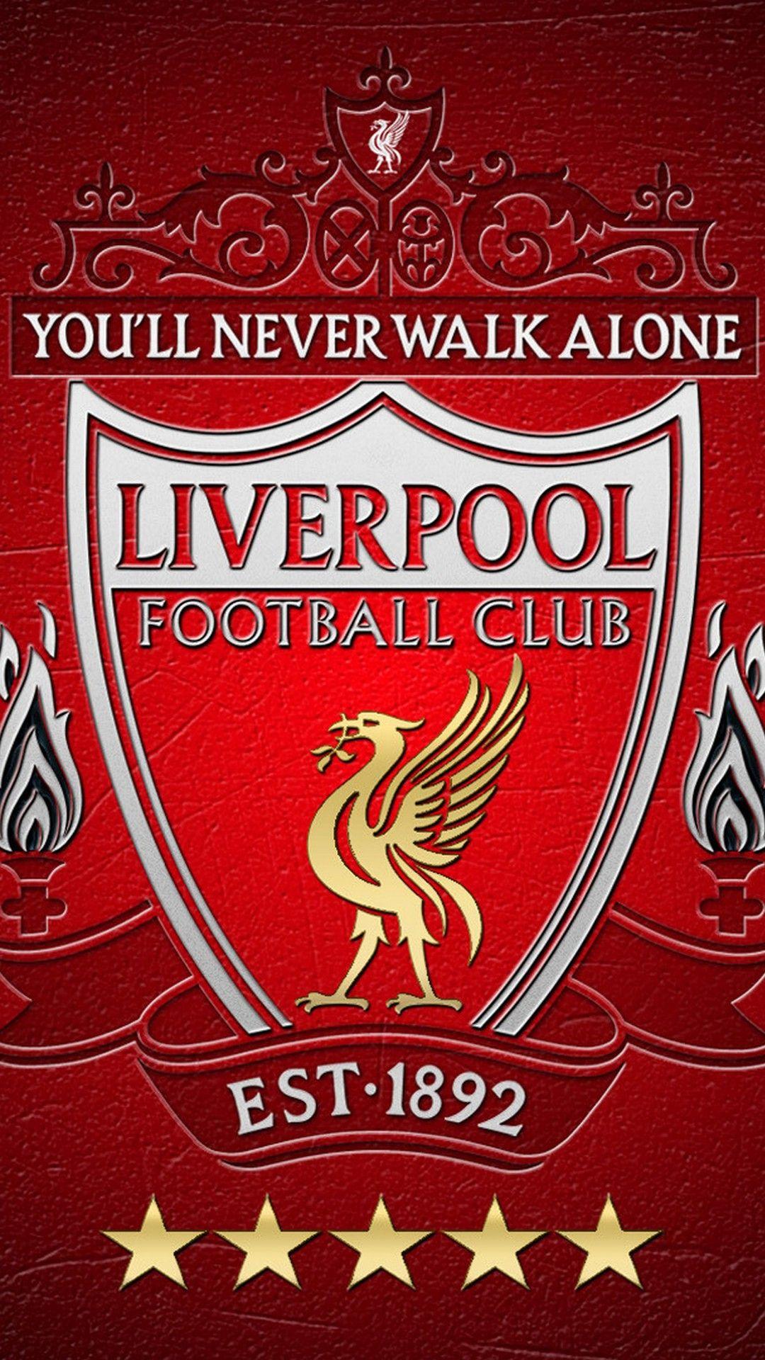 Wallpaper Iphone Liverpool Best Iphone Wallpaper Sepak Bola Olahraga Gambar Sepak Bola