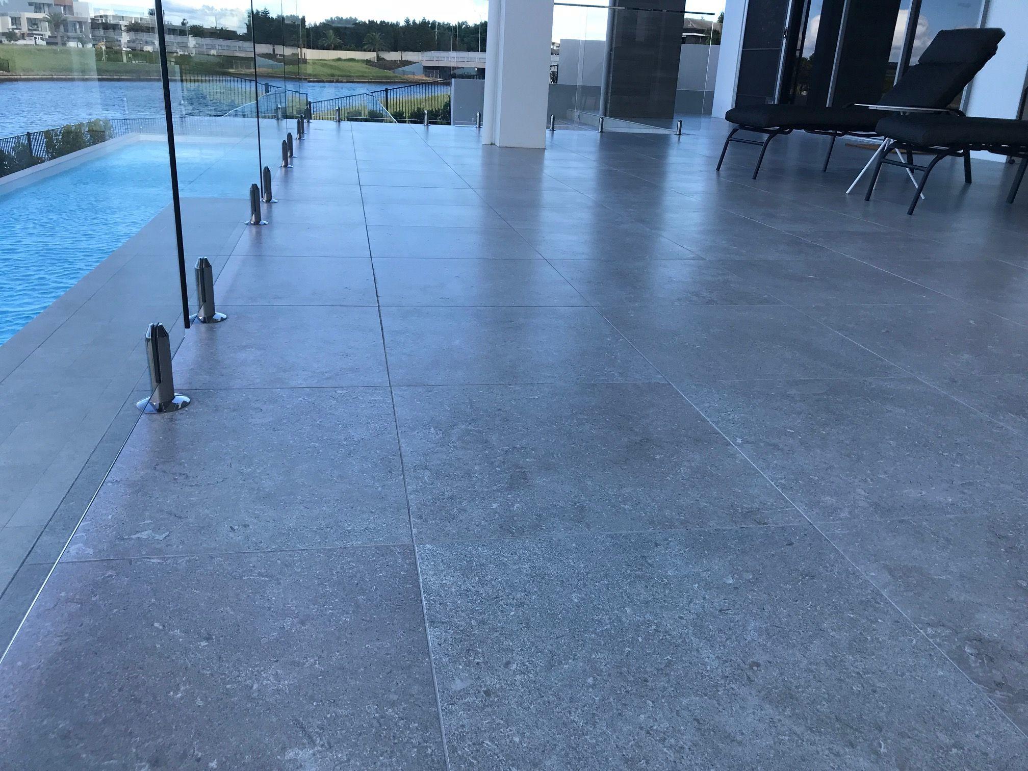 Concrete Look Modern Outdoor Floor Tiles Industrial House Outdoor Flooring Modern Outdoor