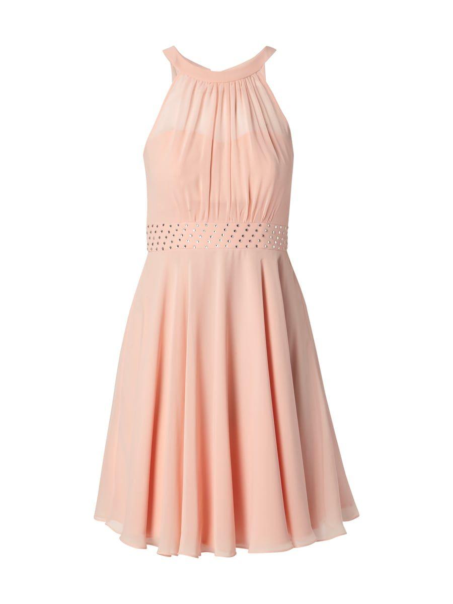 Cocktailkleid aus Chiffon Rosé - 1 | Shopping Inspo. | Pinterest ...