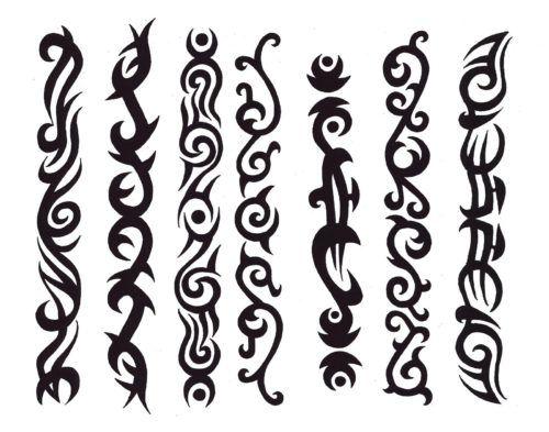 199 Tatuajes Tribales Para Hombres Con Significado Mauricio