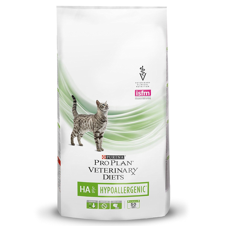 Purina Pro Plan Dry Cat Food Veterinary Diets Ha St/Ox