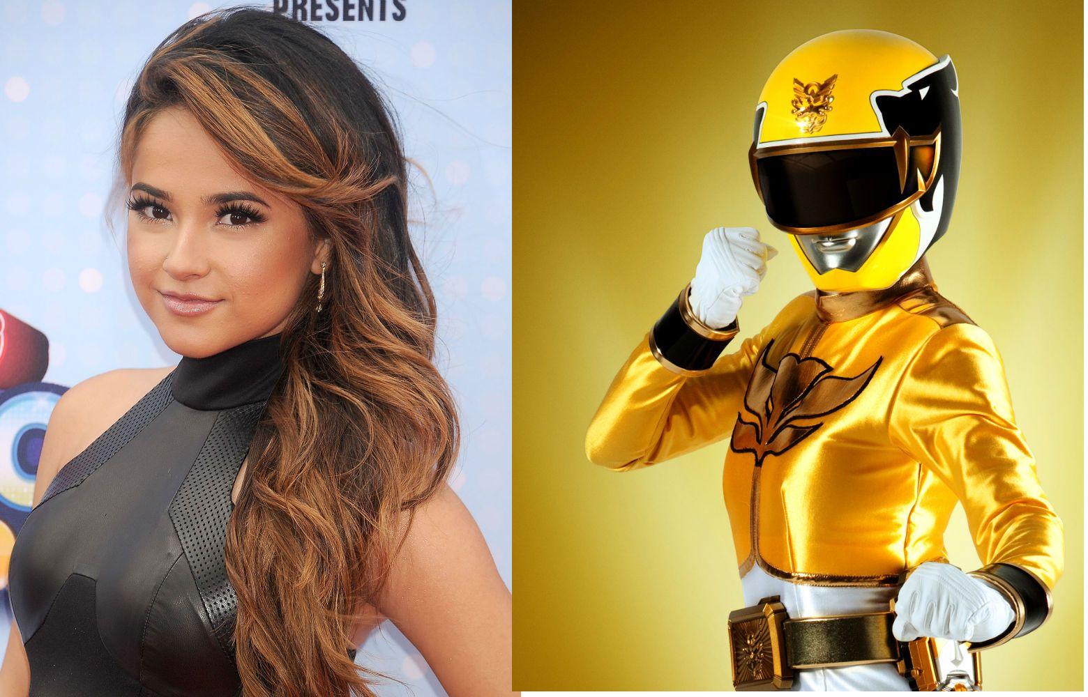 Becky G: Ser superheroína latina en Power Rangers es lo más ...