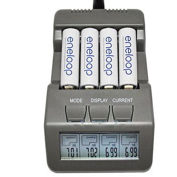 Bt C700 Lcd Digital Smart Nicd Nimh Aaa 16340 Rcr123 14500 Aa Battery Charger Discharger Rc Parts From Toys Hobbies And Robot On Banggood Com Aaa Battery Charger Aa Battery Charger Battery Charger