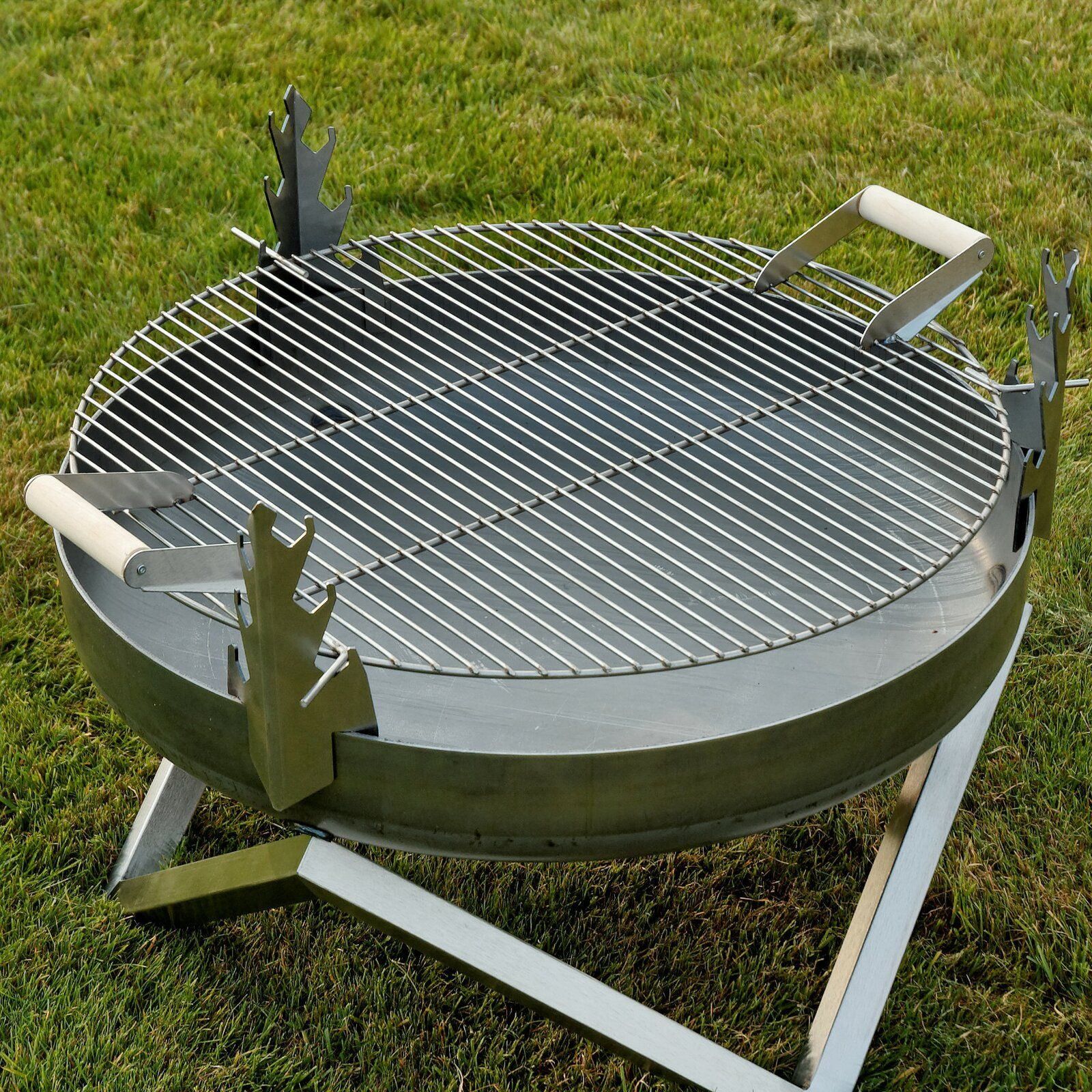 Image Result For Fire Pit Grill Grate With Images Fire Pit Bbq
