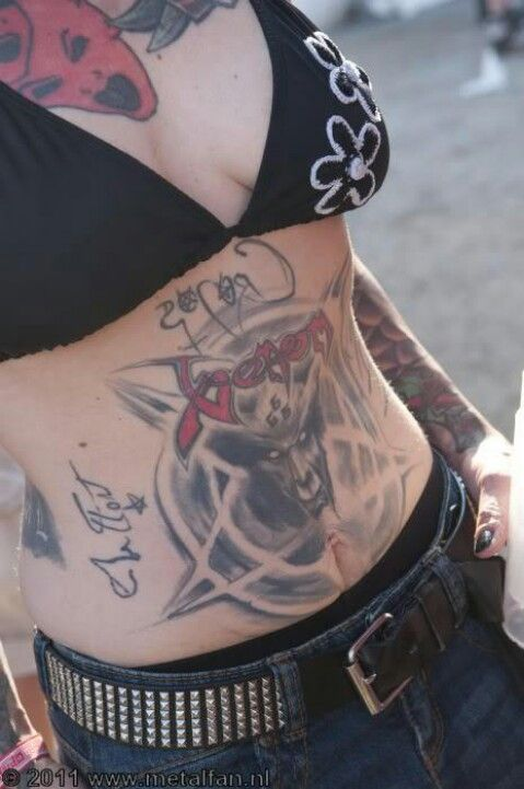 Nice Venom tattoo! /m/ | Tattoos! /m/ | Pinterest | Venom