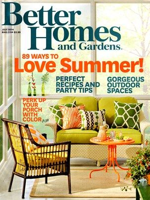 Better Homes And Gardens Bridal Edition