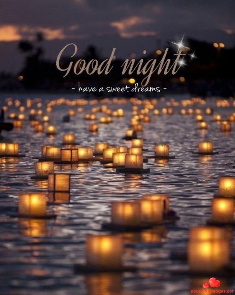 Goodnight... sweet dreams