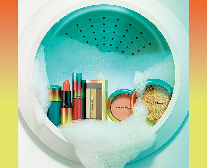 M·A·C Wash & Dry - Colour