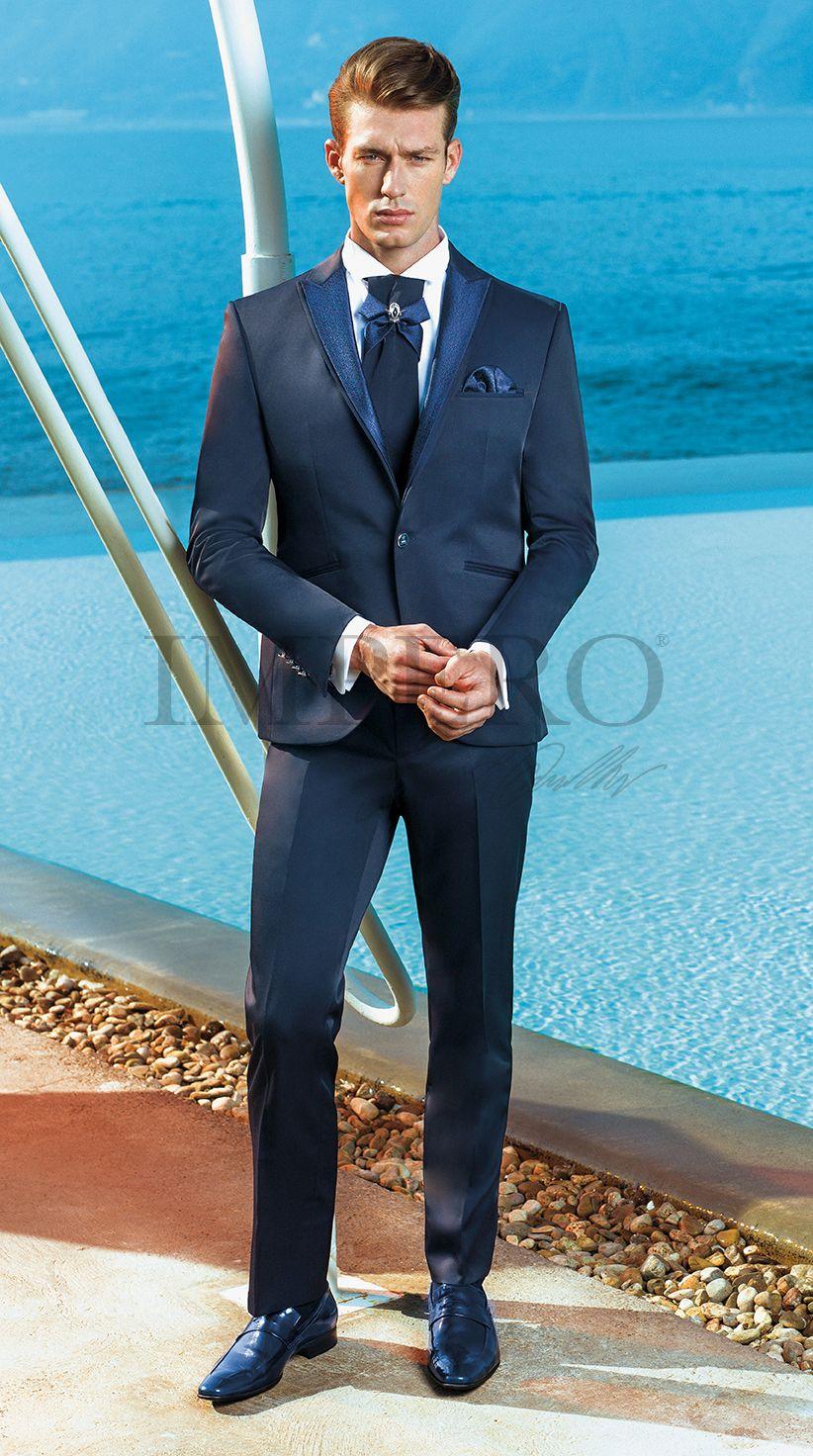 EG 117-17 #sposo #groom #suit #abito #wedding #matrimonio #nozze #blu #blue