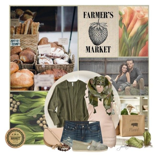 """""""Farmer's Market"""" by jewhite76 ❤ liked on Polyvore"""