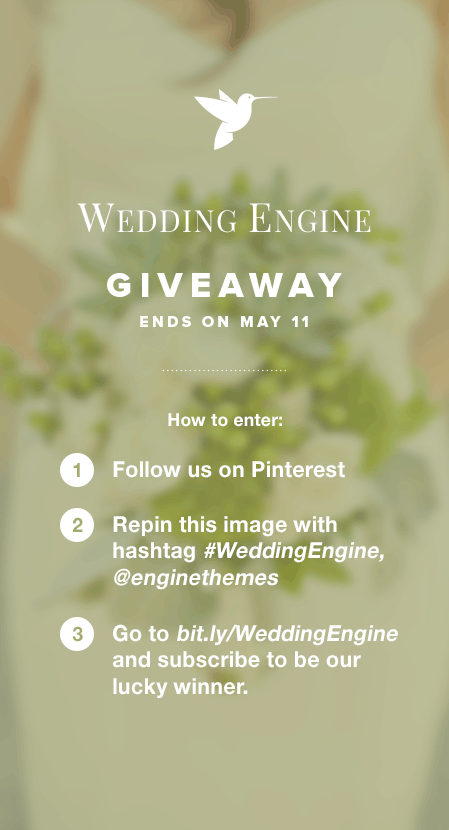 #WeddingEngine, @enginewpthemes http://bit.ly/1DQ25P4
