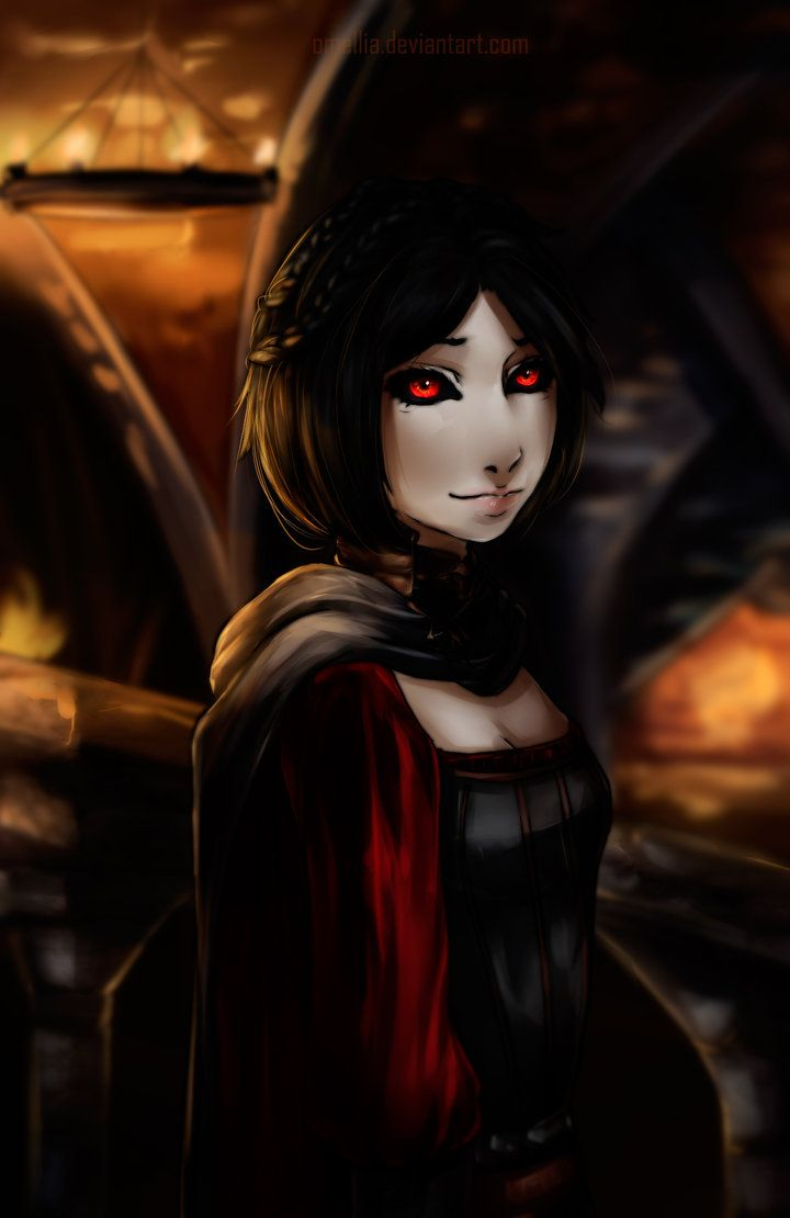 Serena Too Beautiful Nbsp Skyrim Serana Skyrim Elder