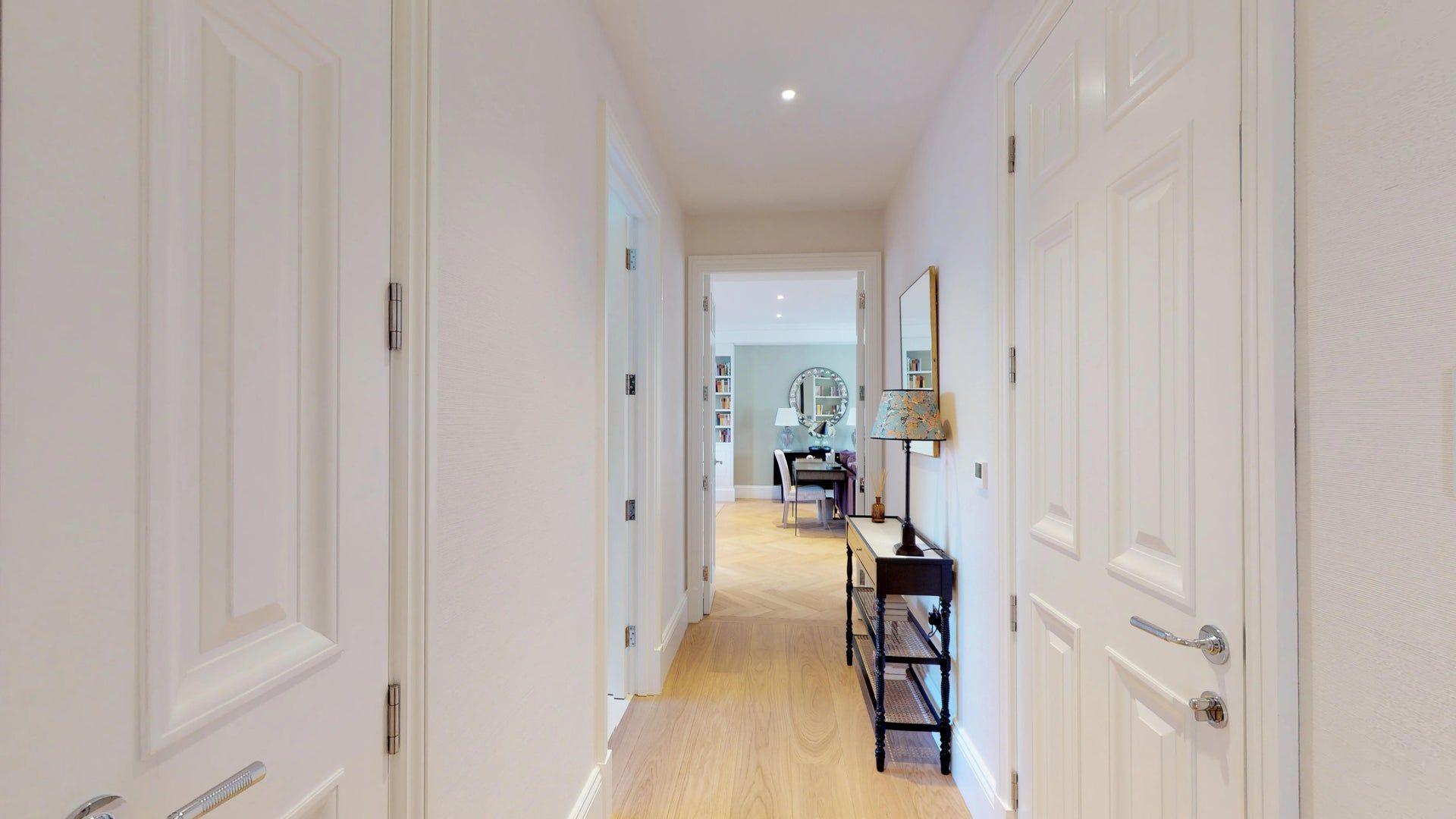Matterport 3d Showcase House London Apartment Home