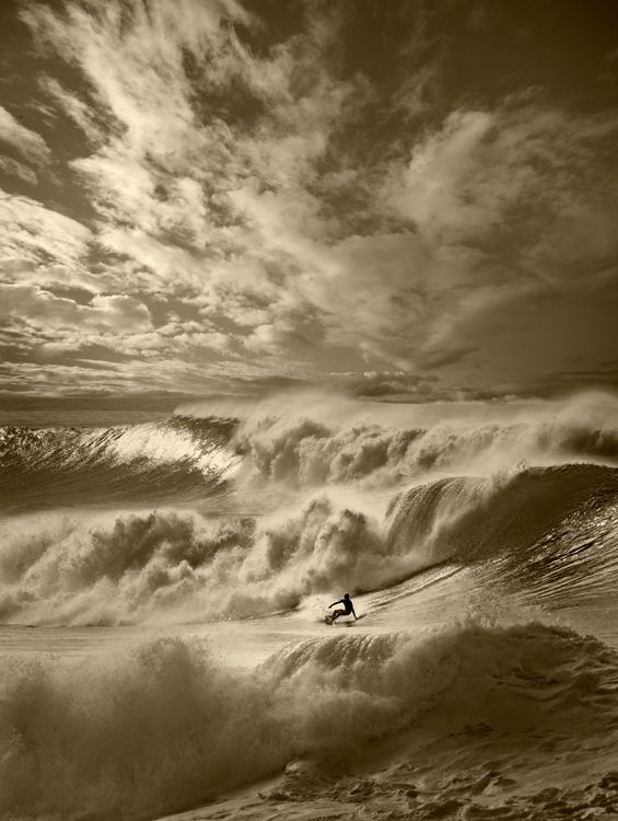 North Shore of Oahu, by Ed Freeman (2008/2009)