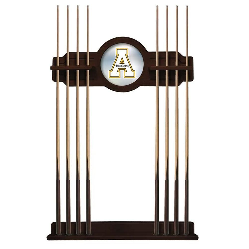 Appalachian State Mountaineers Billiard Cue Rack