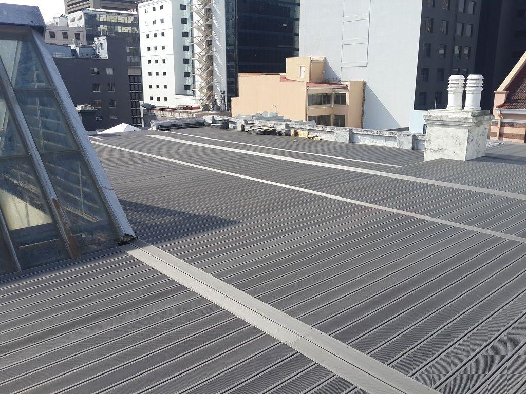 Outdoor Floor Ideas Permanent Colour Composit Deck