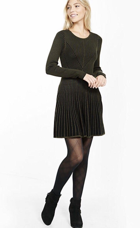 Green long sleeve cocktail dress  Pin by Megan Echtenkamp on Fall Fashion  Pinterest  Fall fashion