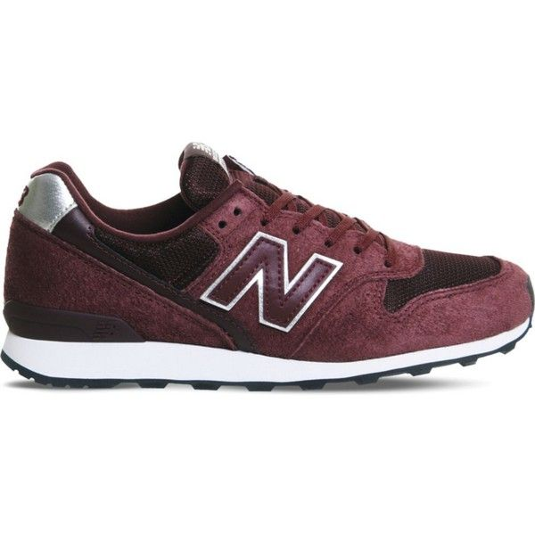 new balance bordeaux rood dames