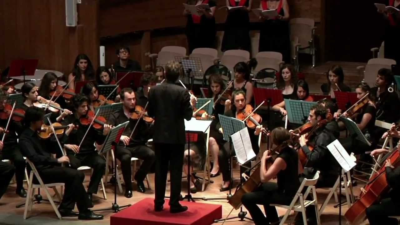 J. N. Hummel - Messa in Si bemolle op. 77 - Agnus Dei 6/6