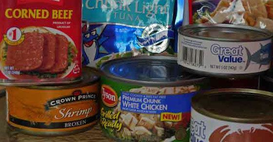 Using Canned Meat   The Boat Galley #cannedmeatrecipes Canned meat goes way b…