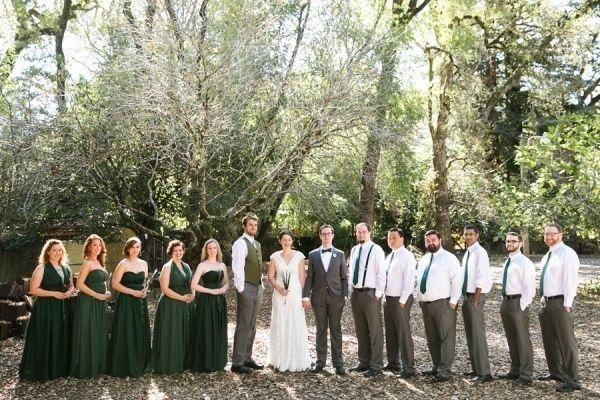 Image Result For Forest Green Wedding