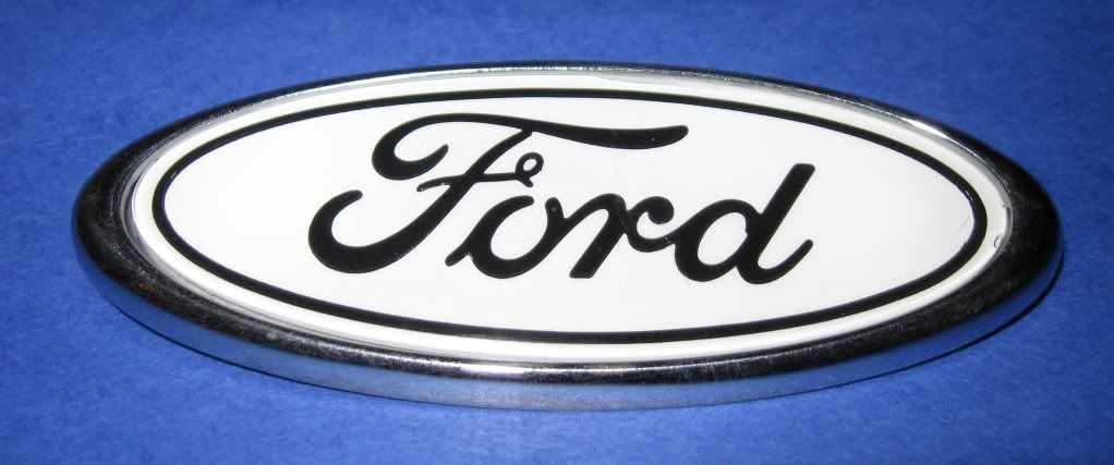 For Sale: CUSTOM Ford Oval Emblems (KY) - Page 9 - Ford