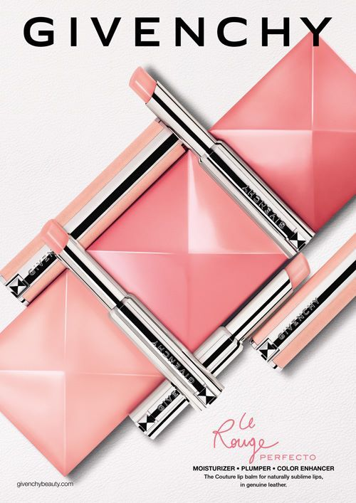 Givenchy Le Rouge Perfecto 2016 Spring Summer 2016 Cosmetics