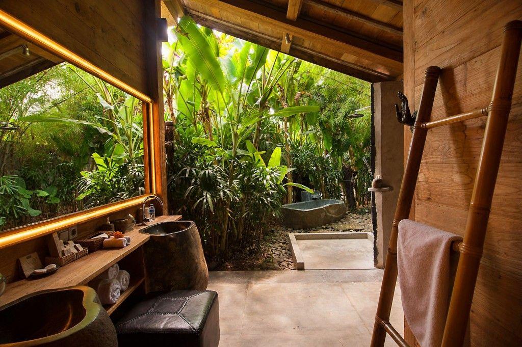My Favourite Bali Outdoor Bathrooms A Modern Wayfarer in