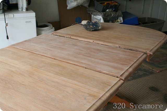 320 Sycamore How To Stain A Table Refinishing Furniture Diy Staining Furniture Wood Refinishing