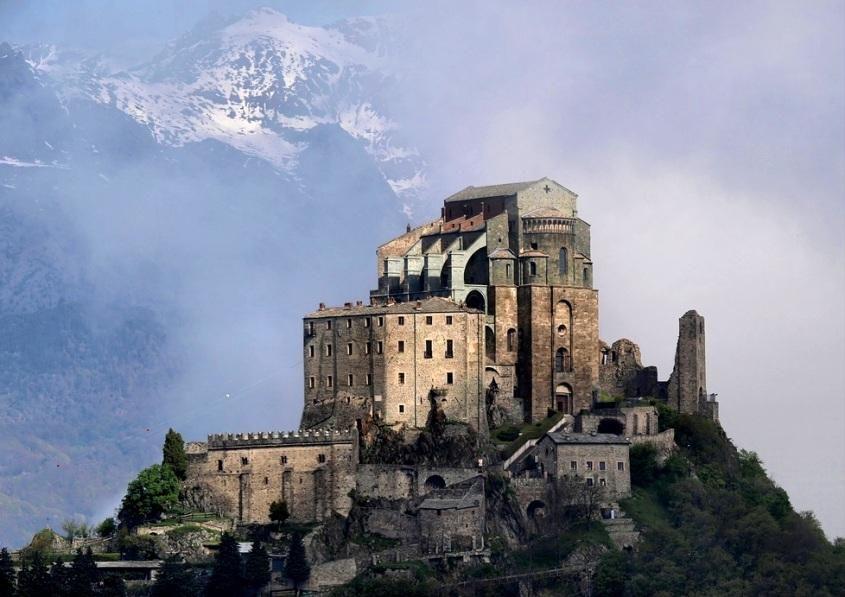 Sacra di San Michele - Val di Susa (Torino) | il bel paese ...