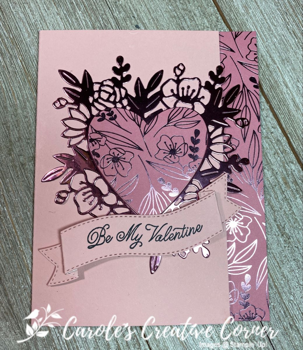 Stampin' Up Always in my Heart