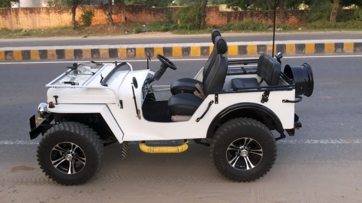 Modified Open Jeeps Of India Jeep Jeep Cars Willys Jeep