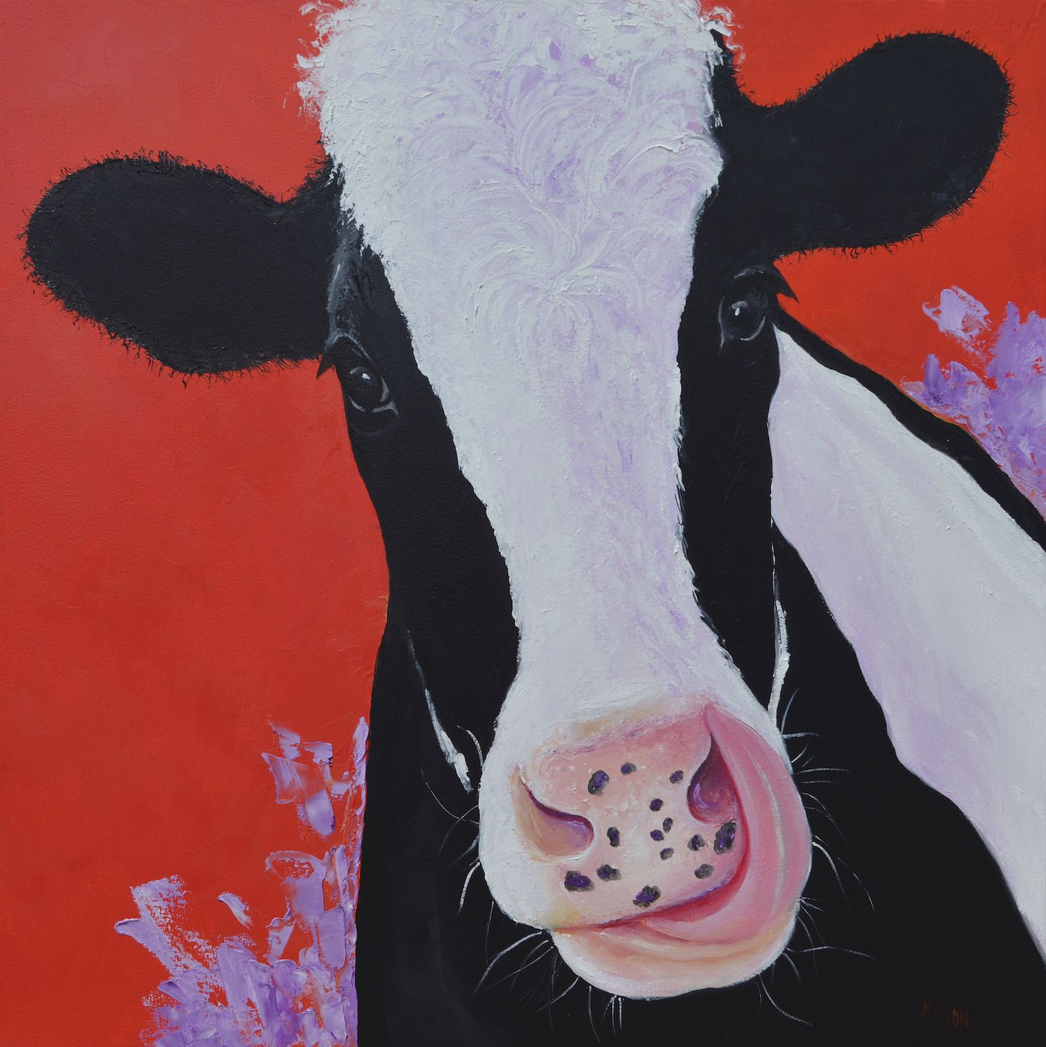 Moomoo The Cow By Jan Matson Paintings For Sale Bluethumb Online Art Gallery In 2020 Original Animal Art Animal Paintings Cow Painting