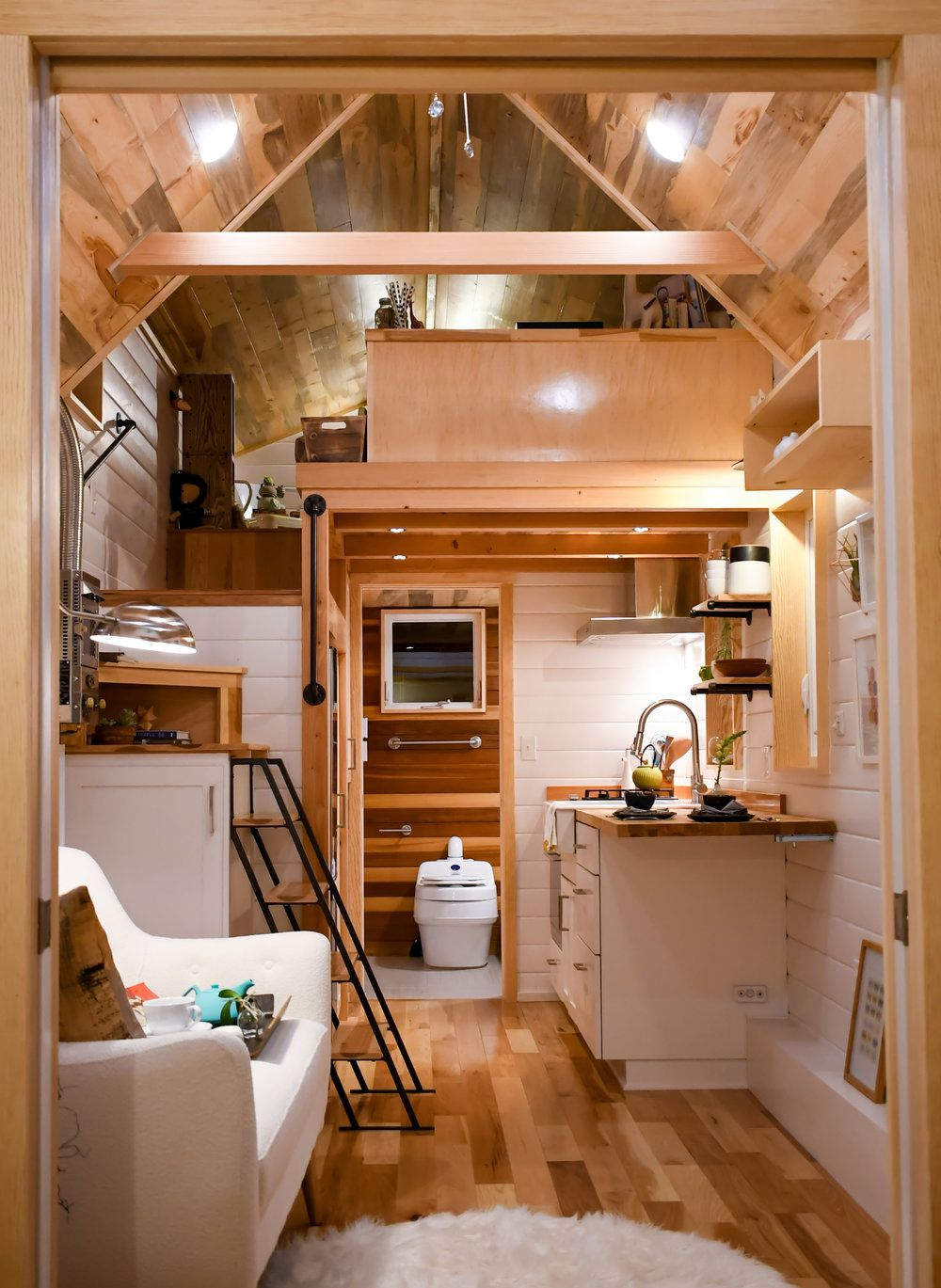 Payette Urban By Truform Tiny Kleines Haus Küchen