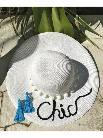 e6bcf521a15 Spring Break Must have  Chic Hat Summer Hats