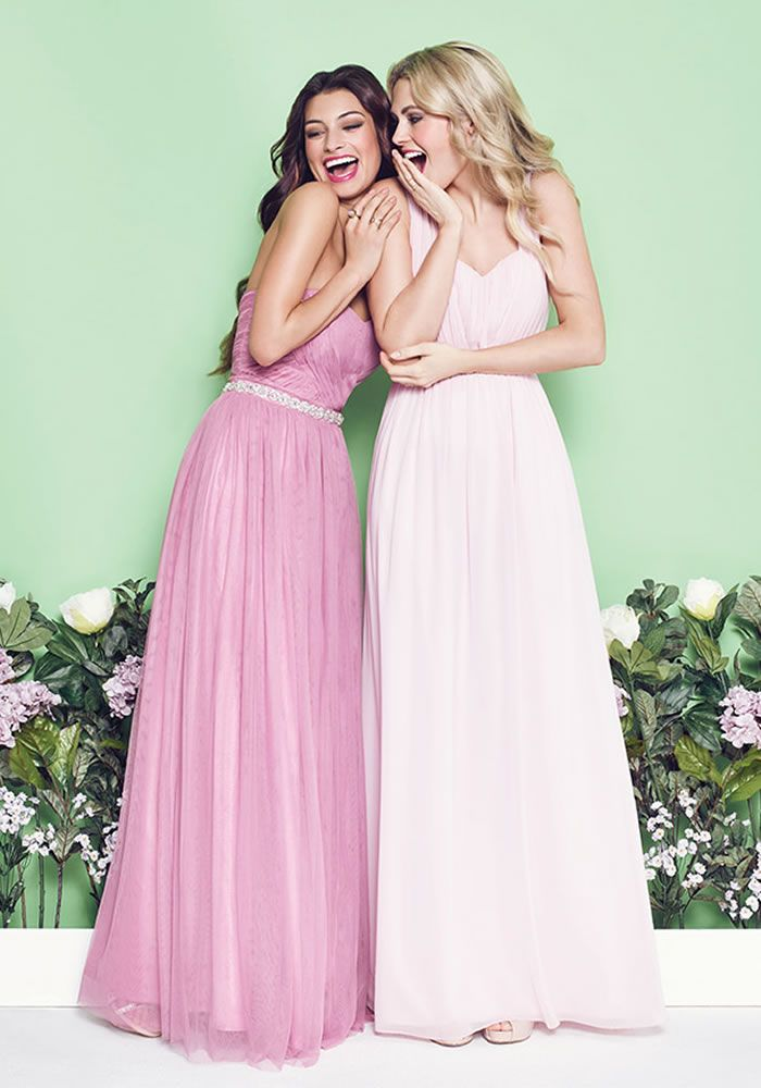 Say 'hello' to the new bridesmaid dress collection by Jane Norman! • Wedding Ideas magazine
