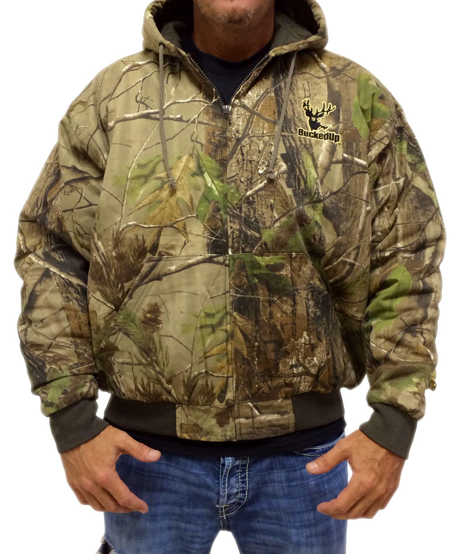 Urban Camouflage Snow camo Full zip hooded top XL XXL XXXL