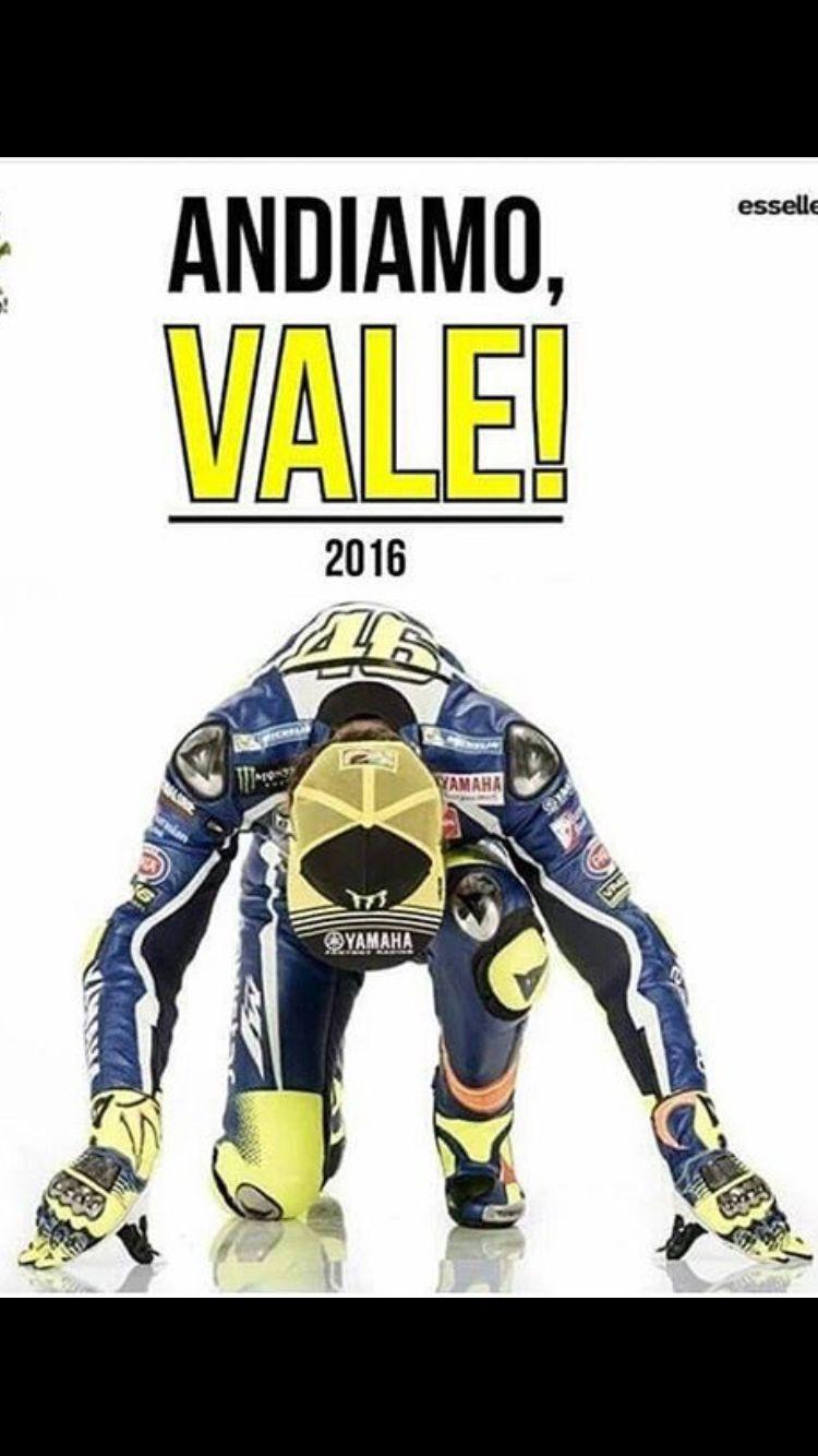 MotoGP 2016 VR46 Pinterest – Valentino Rossi Birthday Card