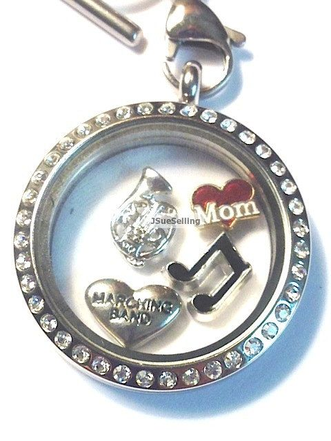 Musician Mom Gift Marching Band Necklace Band Mom Pendant Band Mom Charm Band Mom Jewelry Band Mom Necklace Silver Band Mom Gift