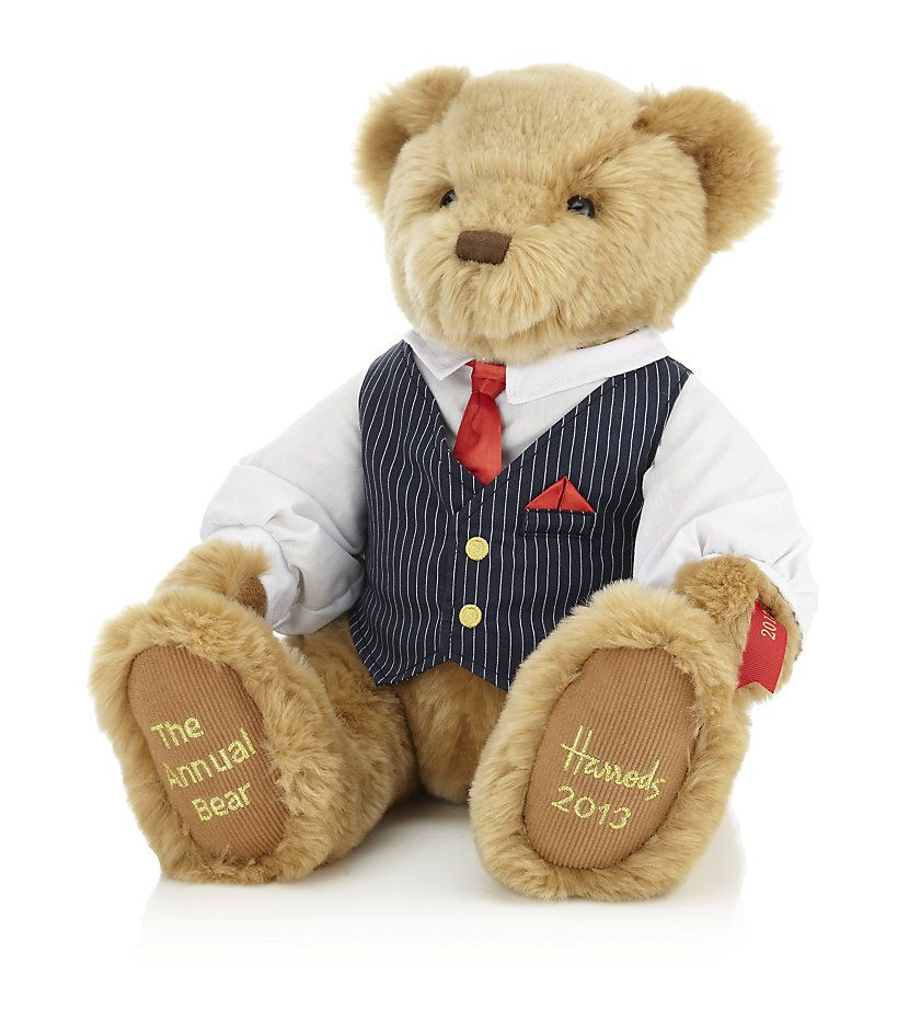 Image result for harrods teddy bear 2013