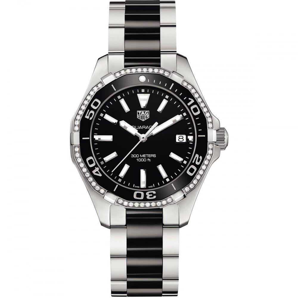 TAG Heuer Aquaracer Watch WAY131G.BA0913 | Tag Heuer for ...