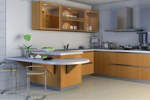 Kitchen Amazing Simple Kitchen Cabinets With Wooden Kitchen