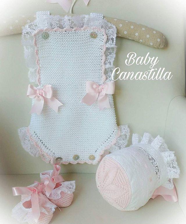 658361a31 Baby Canastilla