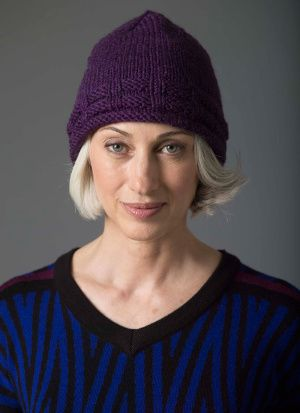 Image of Level 2 Knit Hat   Knitted hats, Easy knit hat ...