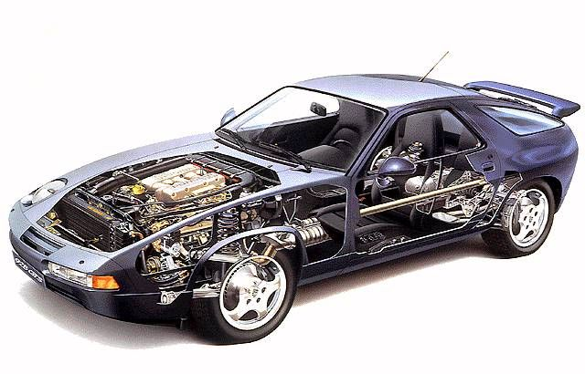 porsche 928 1978 1994 workshop service repair manual porsche 928 rh pinterest com Porsche 968 Porsche 914-6