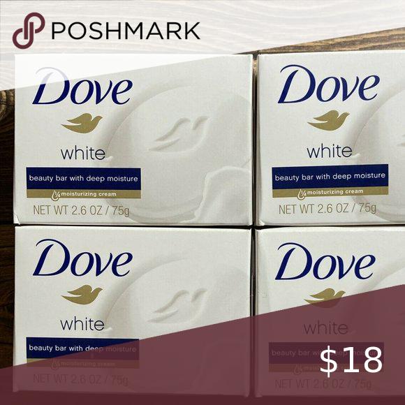 Dove Beauty Bar W Deep Moisture Cream White In 2020 Beauty Bar Dove Beauty Bar Dove Beauty