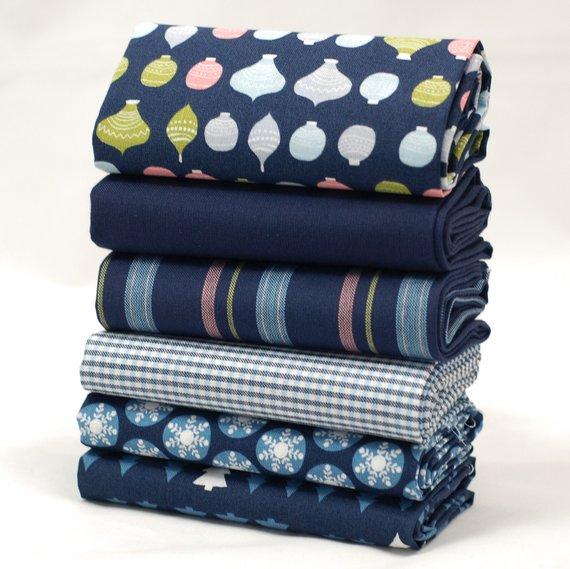BLUE Fat Quarter100/% Cotton Fabric FQSew Craft QuiltChildren Boys Toys